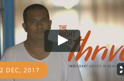 The Right to Thrive: Immigrant Voices in Healthcare – The Story of Hanifa